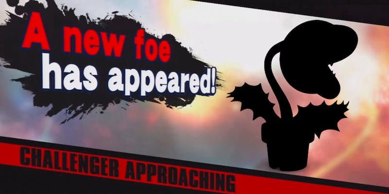 Playing as Piranha Plant: An overview of the newest 'Super Smash Bros. Ultimate' fighter