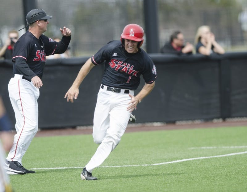 RECAP: Ball State baseball vs. Kent State