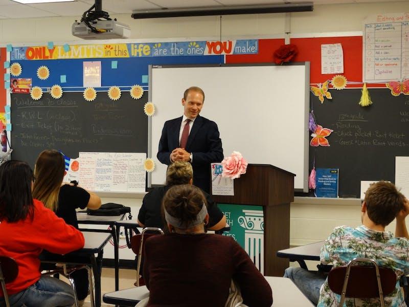 Ball State alumnus leads organization focused on STEM education
