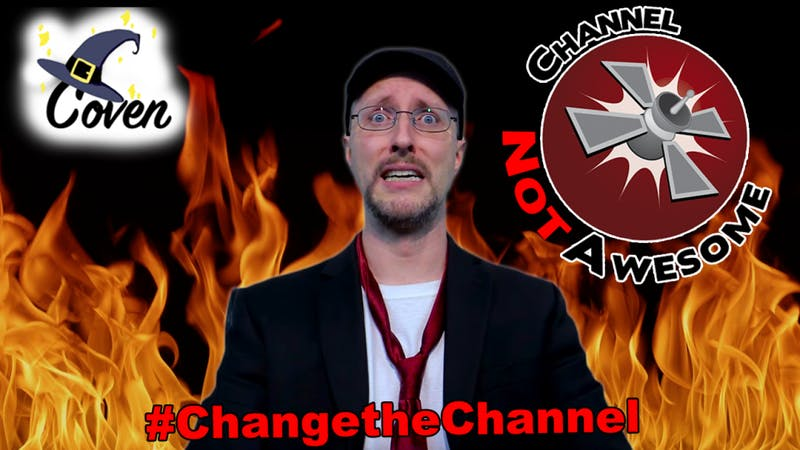 The Coven S4E10: Channel Awesome is not so awesome