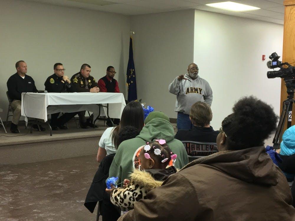 Community activist calls meeting to address gun violence in Muncie