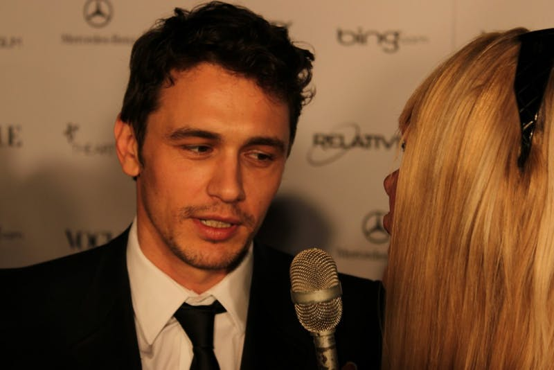 Actor James Franco under fire after harassment accusations