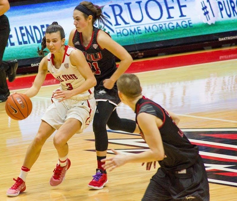 RECAP: Ball State women's basketball vs. Northern Illinois