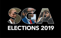 Empower, Elevate and United kicked off their campaigns for 2019's Student Government Association (SGA) Elections Tuesday. The Daily News fact checked the 38 platform points to see how feasible they are to complete or implement. Photos: Scott Fleener, DN; Graphic: Emily Wright, DN