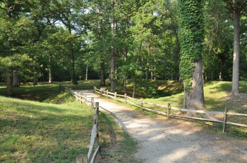 Proposed Mounds Greenway supports active lifestyles