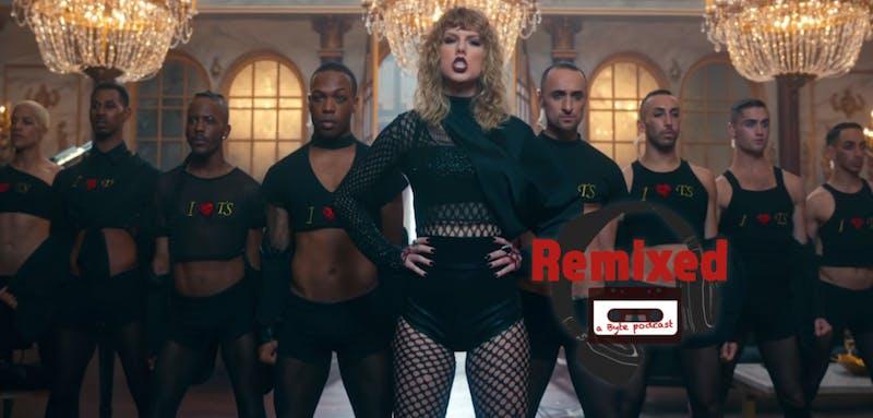 Remixed S2E1: The old Taylor's dead and VMAs recap
