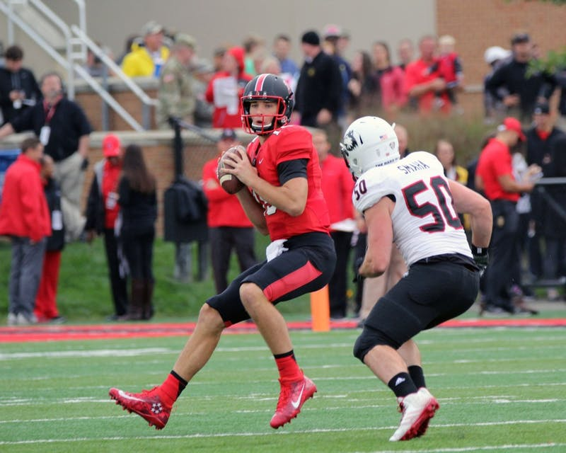 First half struggles persist in Ball State's win at Buffalo