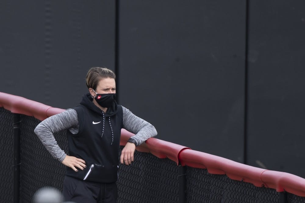 Crimson to Cardinal: How Lacy Wood took over Ball State Softball
