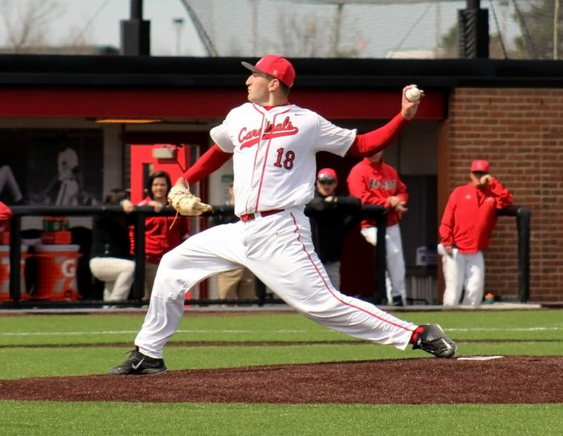 How Ball State baseball tries to prevent arm injuries