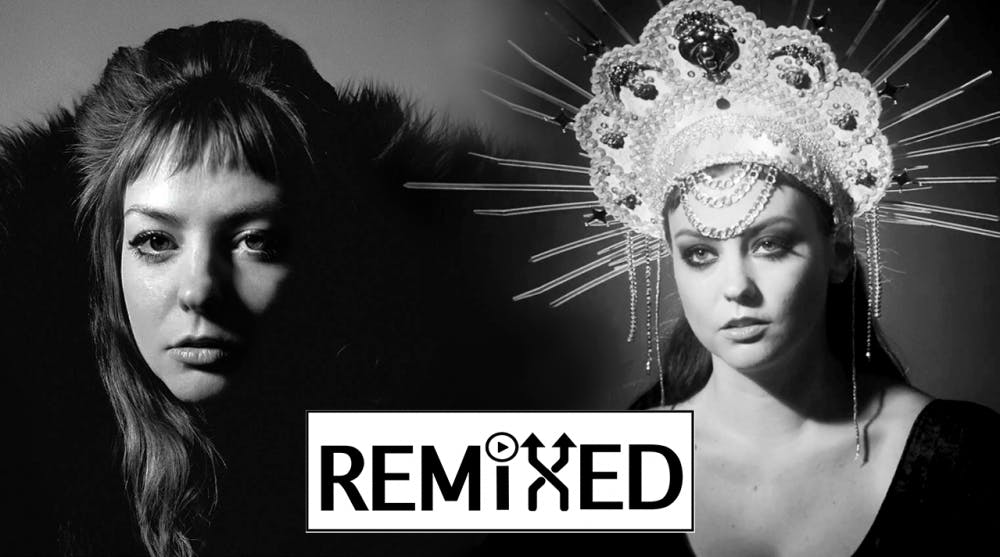 "Remixed S4E1 - ""All Mirrors"" Album Releases"