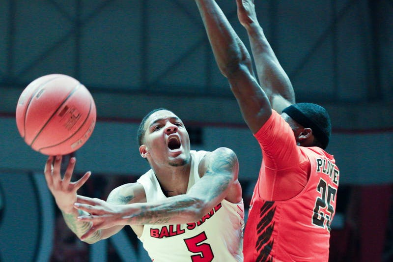 Cardinals fall to Falcons in home MAC loss
