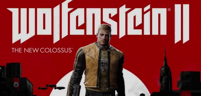 'Wolfenstein II: The New Colossus': Fighting Nazis for American freedom