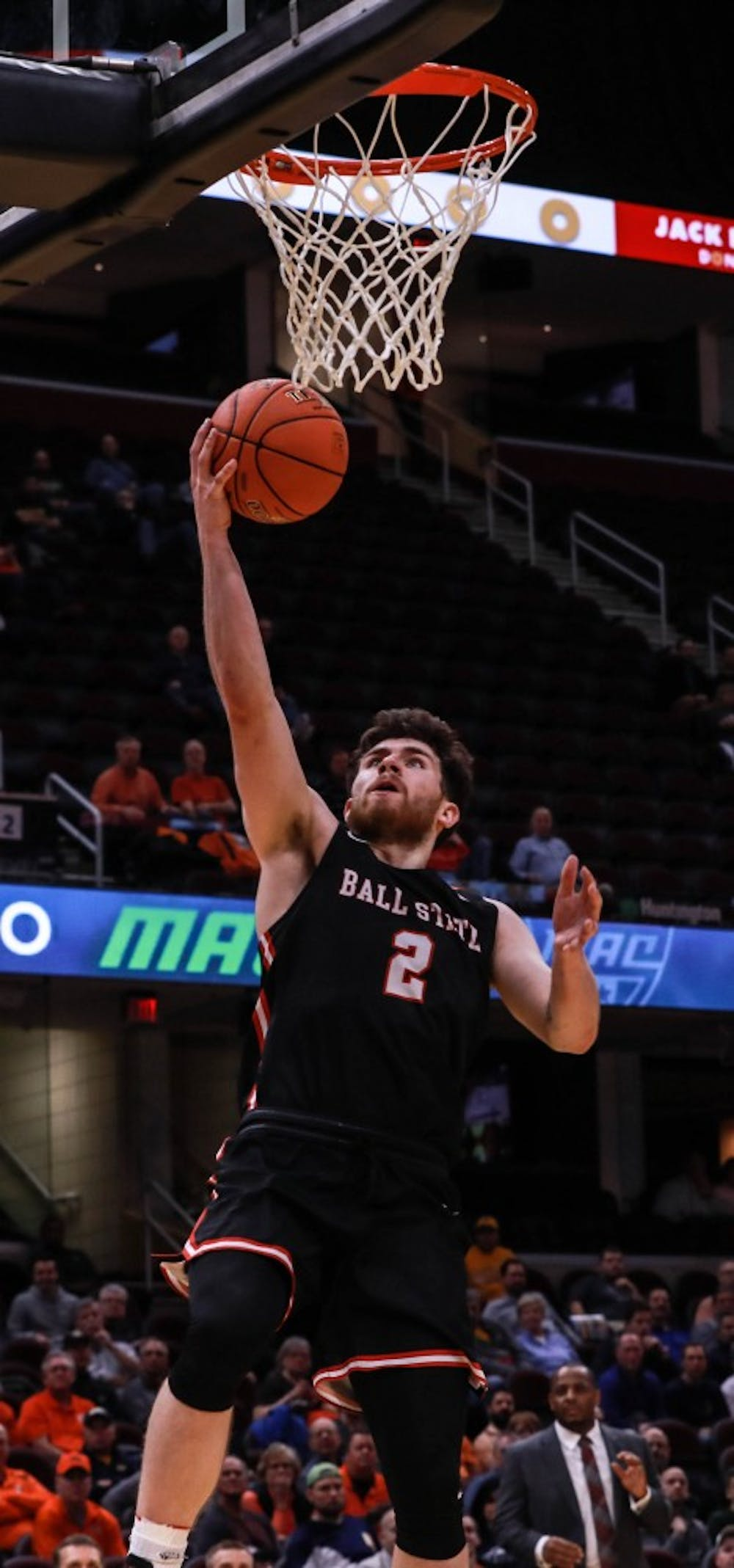 Bowling Green too much for Ball State Men's Basketball