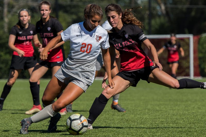 Ball State Soccer's defense plays pivotal role in its destiny in the MAC tournament
