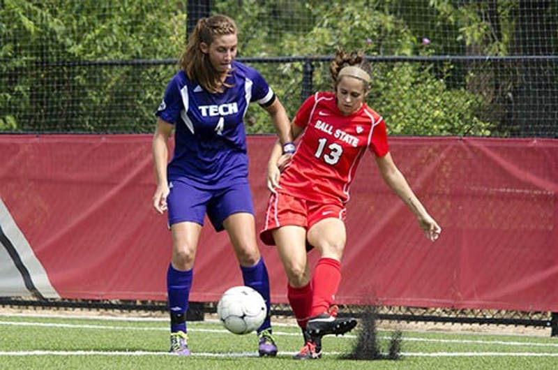 SOCCER: Ball State mixing, matching to best start since 2005