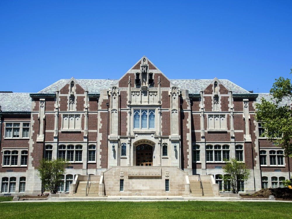The College of Fine Arts was founded in 1935. It currently houses the David Owsley Museum of Art and its 11,000-piece collection. Samantha Brammer, DN File