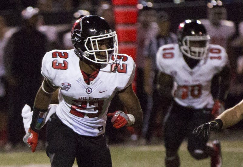 Ball State defensive rush struggles in loss to Western Michigan