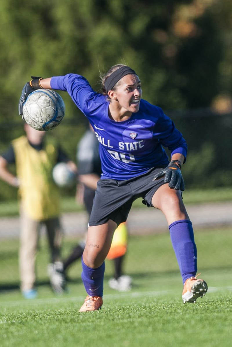 SOCCER: Ball State falls to Ohio