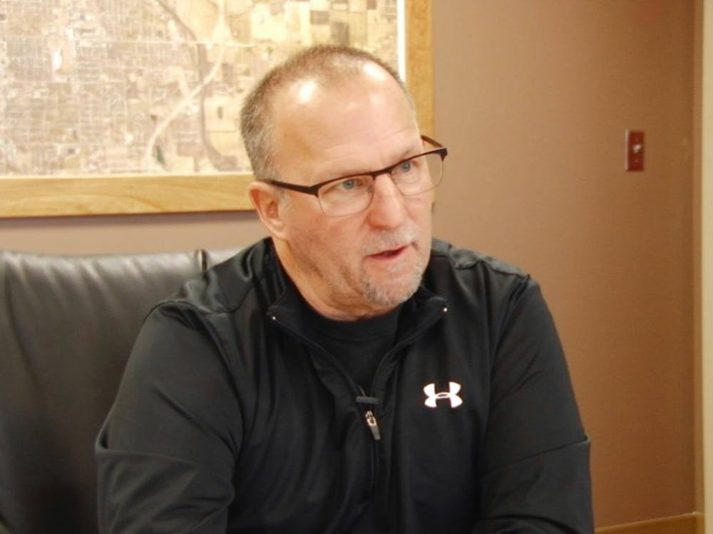 Muncie Police Chief Joe Winkle discusses how shift changes in the department can benefit the officers and Muncie