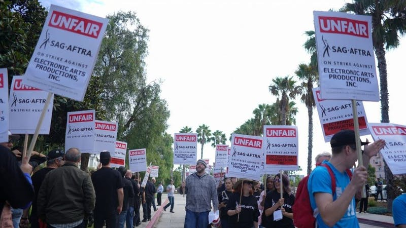 SAG-AFTRA video game voice actor strike nears conclusion