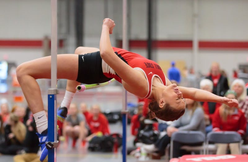 RECAP: Ball State track and field wraps up Raleigh Relays