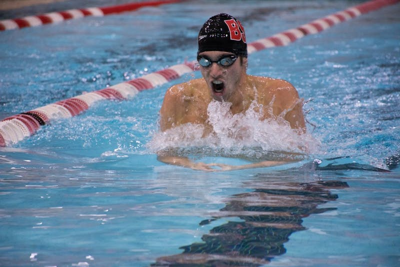 RECAP: Ball State men's swim and dive vs. IUPUI and Xavier