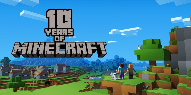 An Open Letter to 'Minecraft': Thank you for 10 years