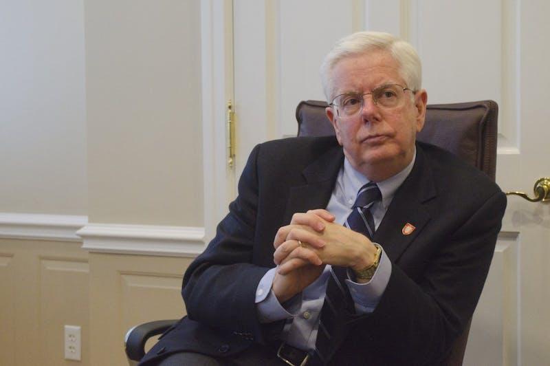 Former President Ferguson applies for chancellor position at University of Arkansas at Little Rock