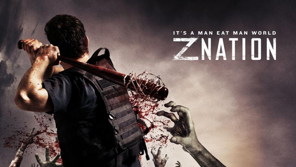 <p>Z Nation is a show that takes place three years after a zombie virus takes over the country.PHOTO COURTESY BLASTR.COM</p>
