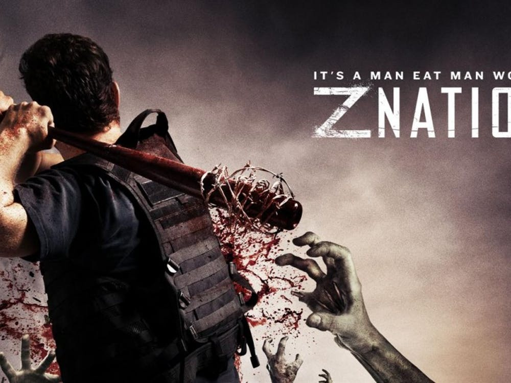 Z Nation is a show that takes place three years after a zombie virus takes over the country.PHOTO COURTESY BLASTR.COM