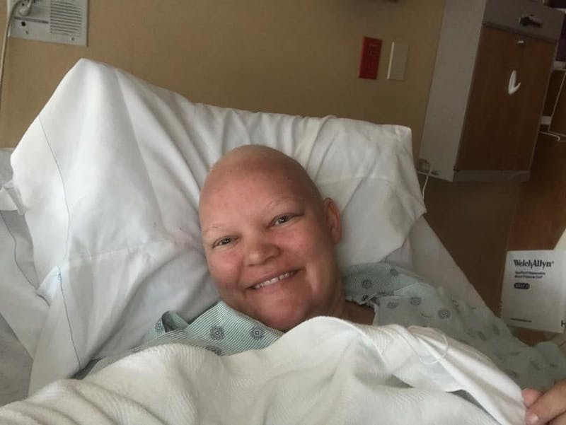 Alumna changes her perspective on life after breast cancer diagnosis