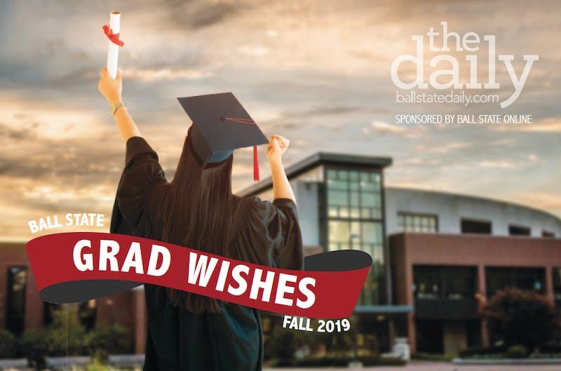 Fall 2019 Ball State University Graduates
