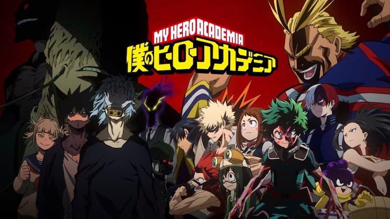 "'My Hero Academia' Season 3, Episode 1: ""Game Start"""