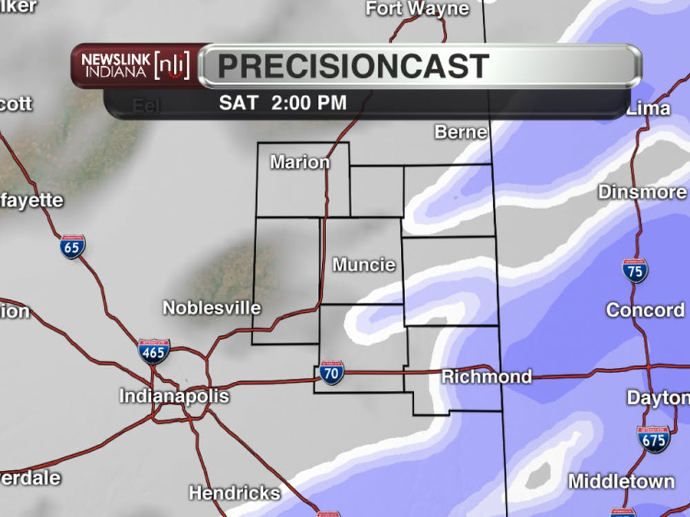 NewsLink Indiana Precisioncast Saturday 2pm.