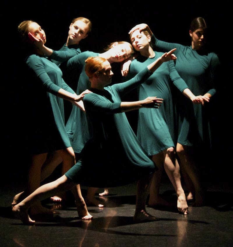 Pioneering dance majors create choreography showcase