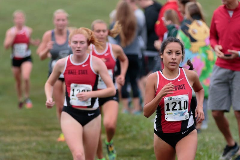 Ball State cross country competed in Carmel at the Butler Twilight. The Cardinals placed third with a total score of 55.