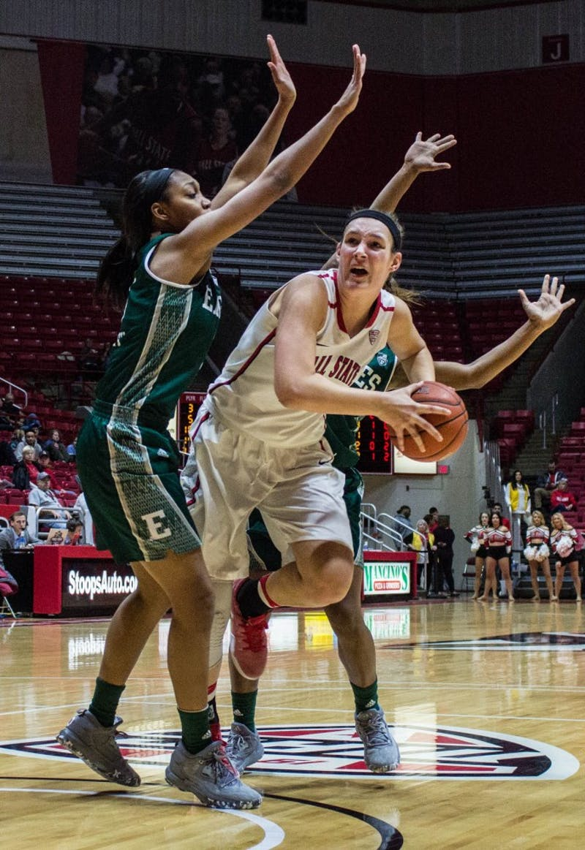 RECAP: Ball State women's basketball at Bowling Green State