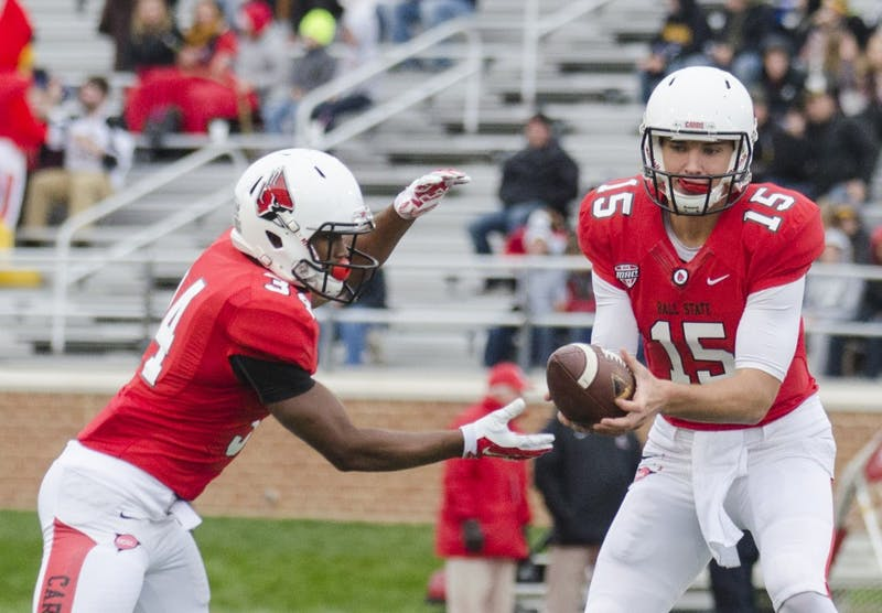 Ball State loses Homecoming game to Toledo, 24-10