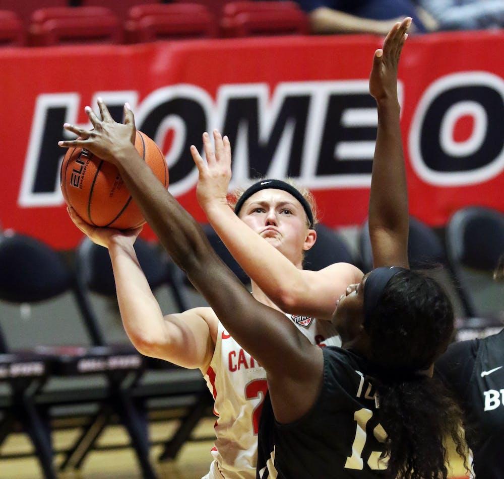 Womens basketball beats Butler