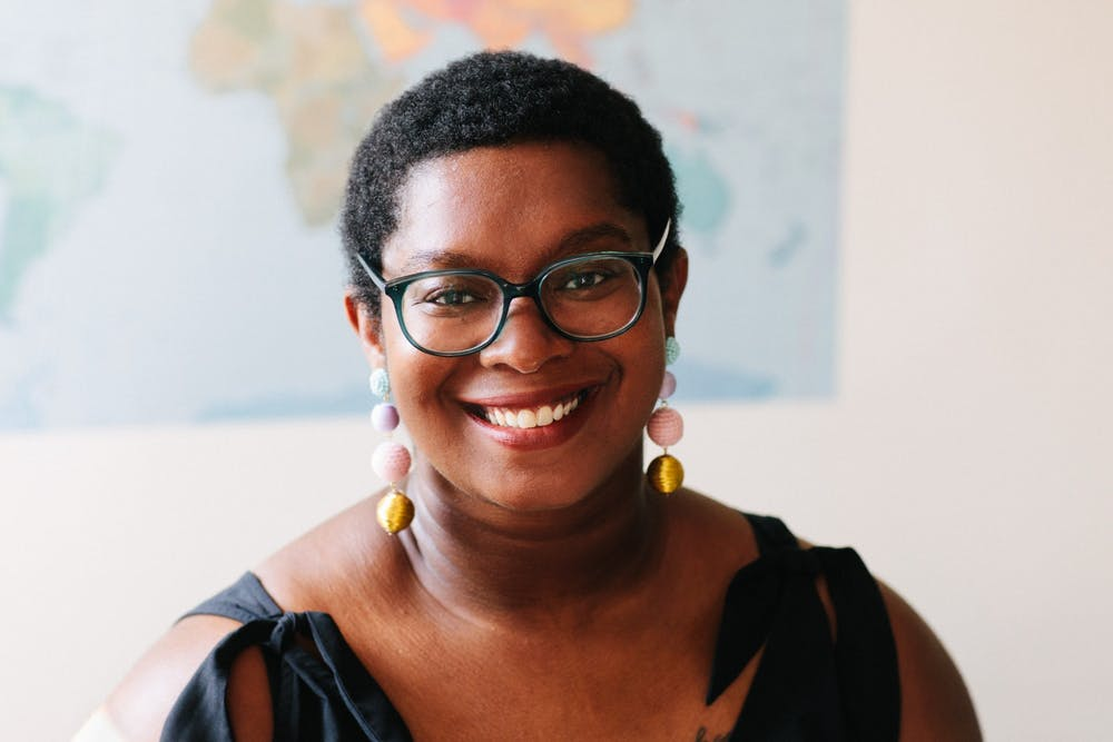 Ashley C. Ford reflects on her time as a student to bestselling author