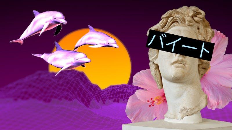 Internet Explained: V A P O R W A V E | Ball State Daily