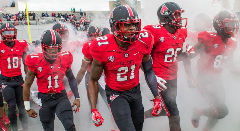 Ball State football vs. Northern Illinois quarter updates