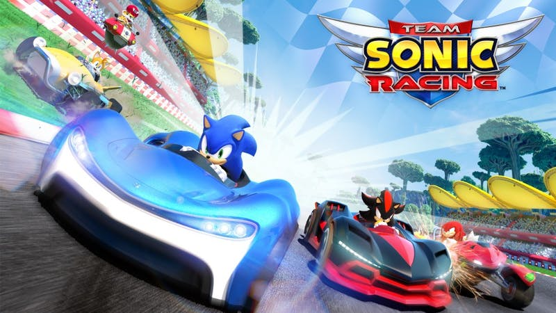 'Team Sonic Racing' displays the real superpower of teamwork