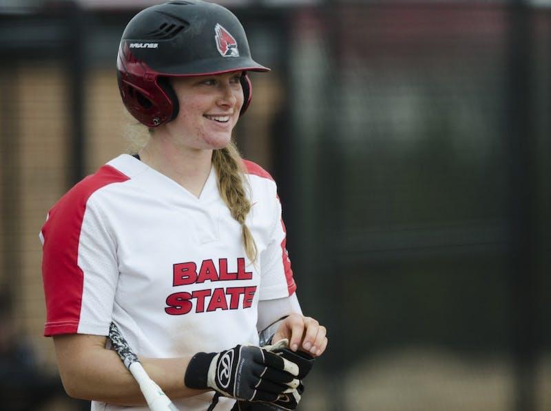 RECAP: Ball State softball splits double-header with Eastern Michigan