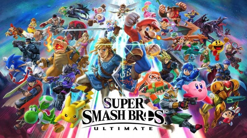 'Super Smash Bros. Ultimate' is a truly ultimate game