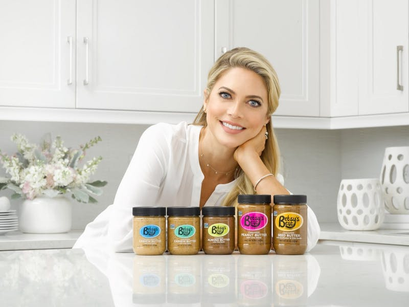 Ball State alumna, dietitian promotes healthy living through gourmet nut butter company