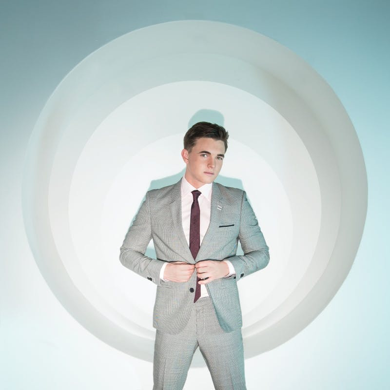 Jesse McCartney will be performing on campus on April 18 at 7:30 p.m. in John R. Emens Auditorium. Tickets for McCartney's performance on campus will be available for presale for students only on Feb. 17 at 7 a.m. Kristi Chambers // Photo Provided