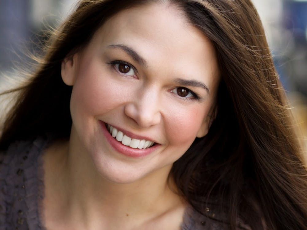 """Sutton Foster, a Broadway and television actress and Tony Award winner, will come to Muncie in the spring to co-direct Ball State's production of """"Shrek the Musical."""" Foster received an honorary doctorate degree from Ball State in 2012 and gave the spring commencement address. Wikipedia.org// Photo Courtesy"""