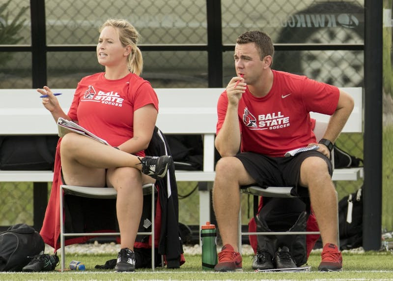 New assistant soccer coaches aim to leave their mark at Ball State
