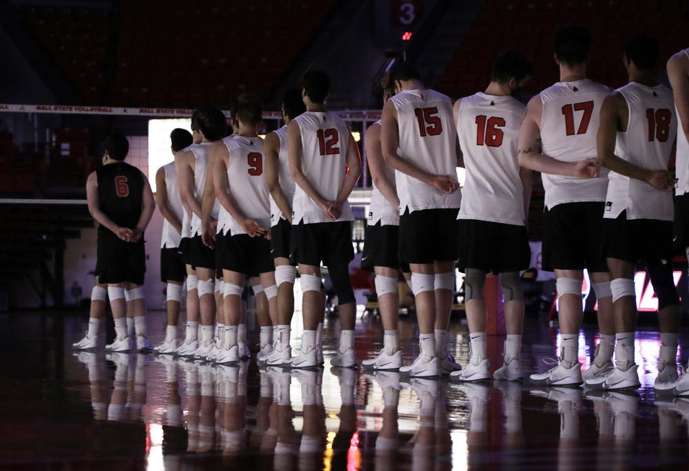 A new regime: Ball State Men's Volleyball's first-year coaches prepare to lead program in a fresh direction